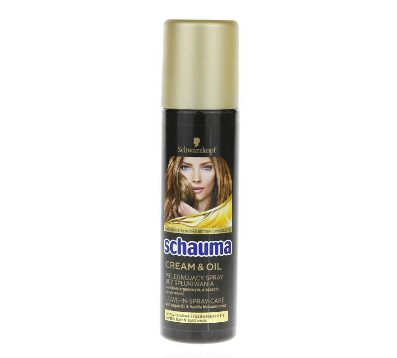 Schwarzkopf Schauma Cream & Oil
